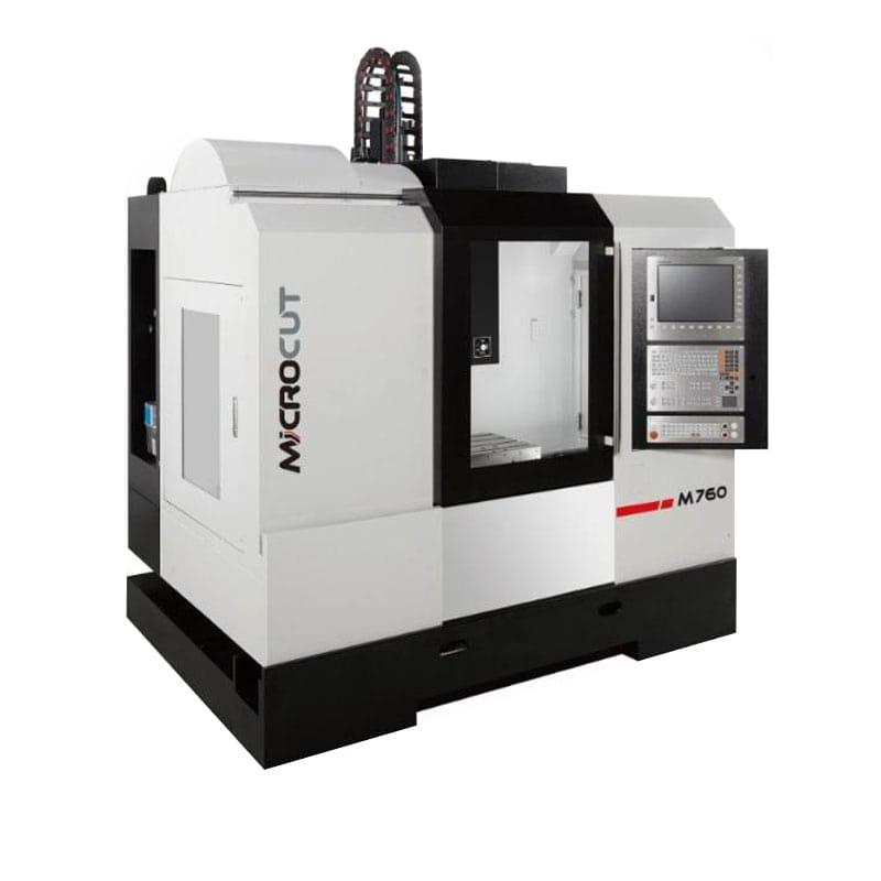 CENTRO DE MECANIZADO CNC M760 MICROCUT
