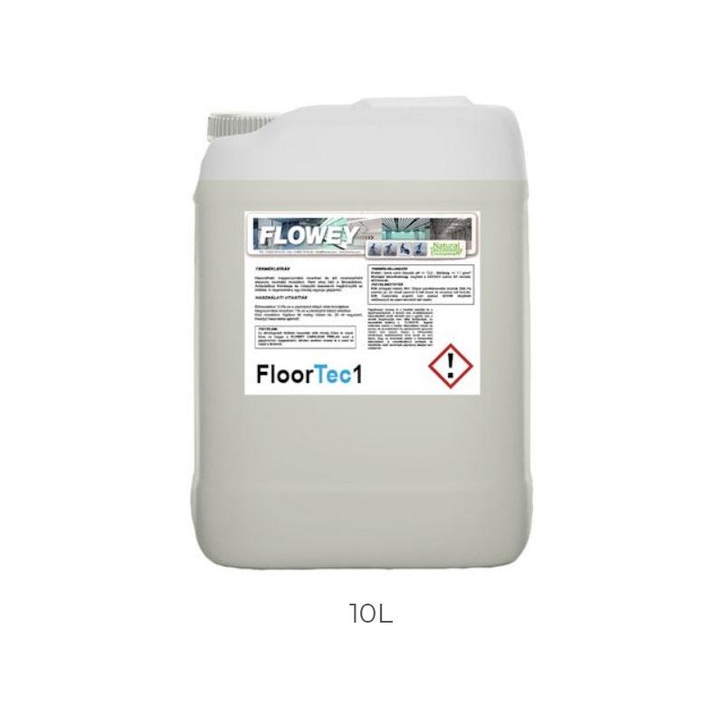 LIMPIADOR DE PISOS INDUSTRIAL FLOORTEC FT1 (10 L.)