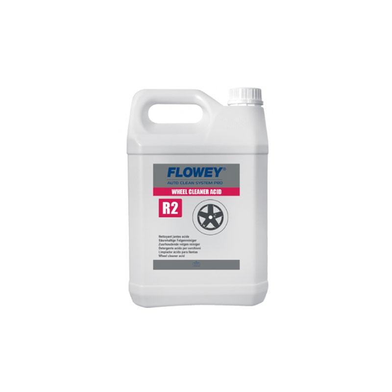 LIMPIALLANTAS WHEEL CLEANER ACID R2 (10 Kg.)