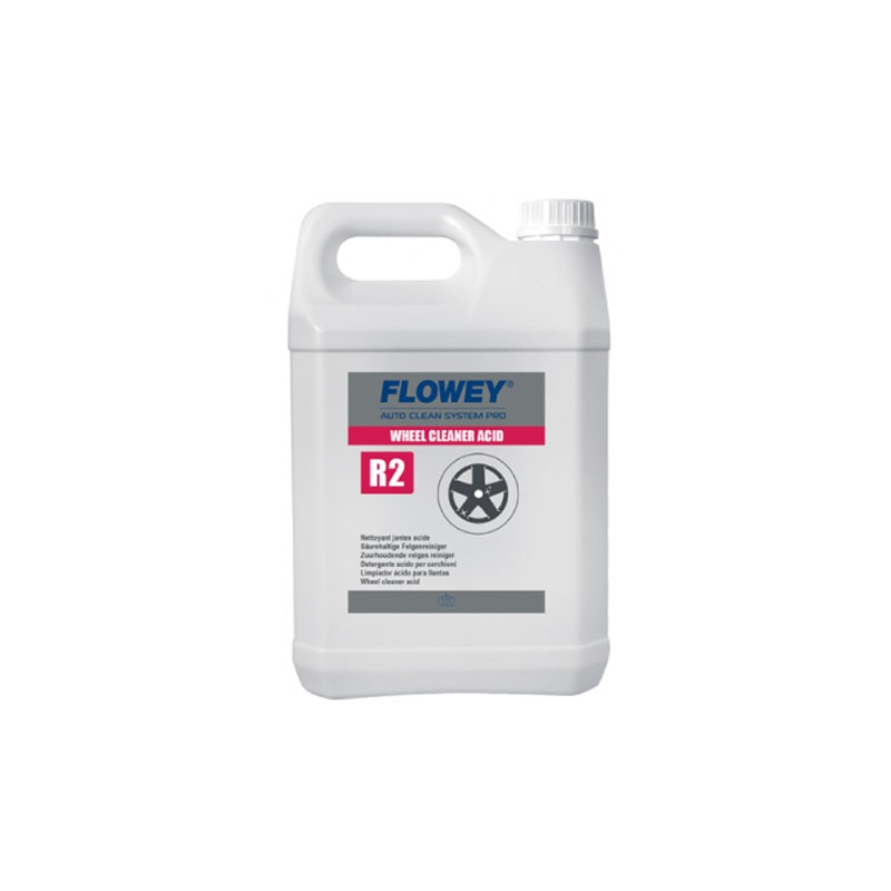 LIMPIALLANTAS WHEEL CLEANER ACID R2 (27 Kg.)