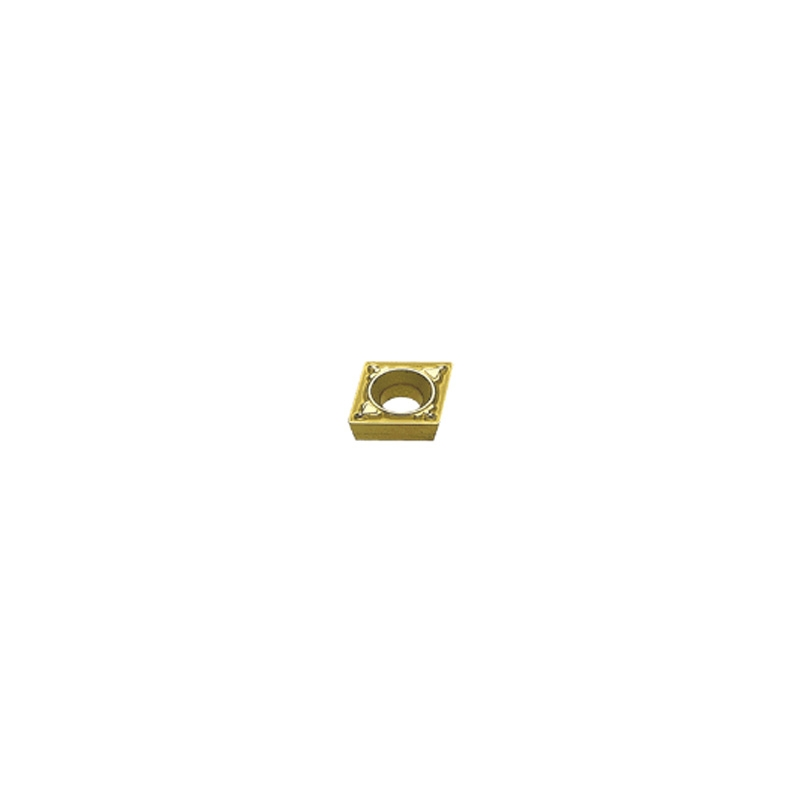 PLAQUITAS PARA TORNO CPMH 080204-MV MC6025 ACERO (10 Uds.)